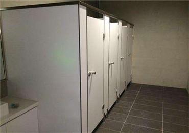 企业通用金属卫生间隔断