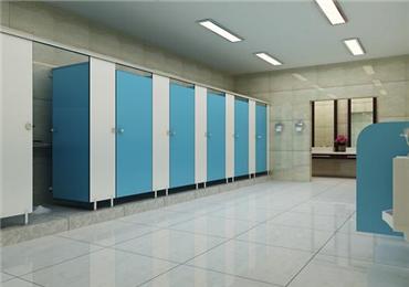 办公室通用PVC板卫生间隔断