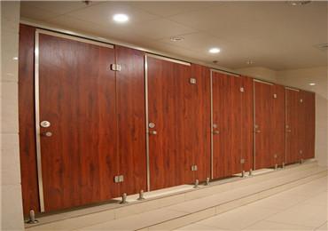 酒店通用防潮板卫生间隔断
