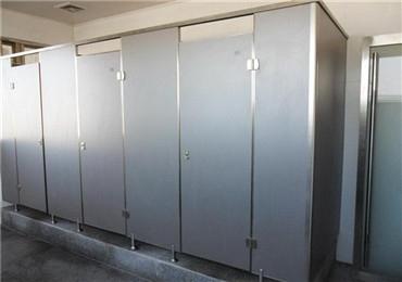 金属板卫生间隔断