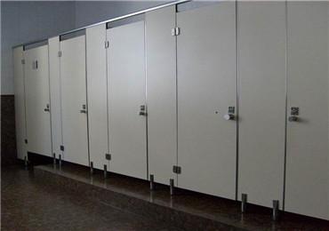 铝蜂窝卫生间隔断